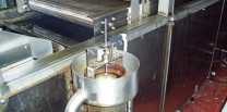 Automatic Belt Fryer