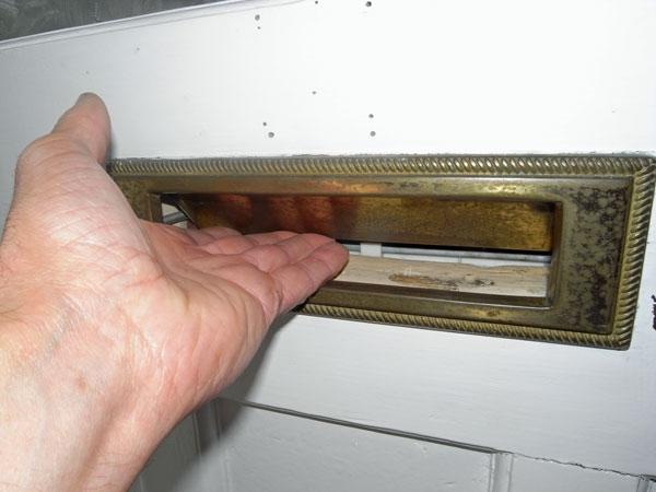 ... Letter box - front door & Letter box - front door - Karis UK Pezcame.Com
