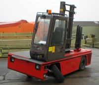 Side Loader Forklift Tucks (heavy duty)
